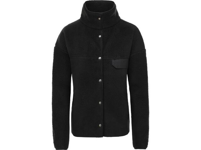 The North Face Cragmont Fleece Jack Dames, TNF black